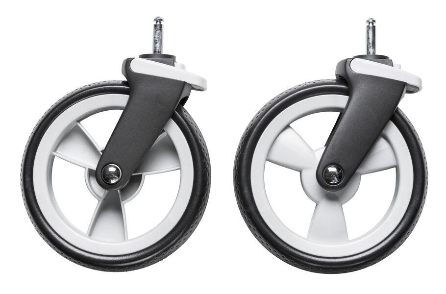 351300 Xplory Set of front wheels. Sparepart.