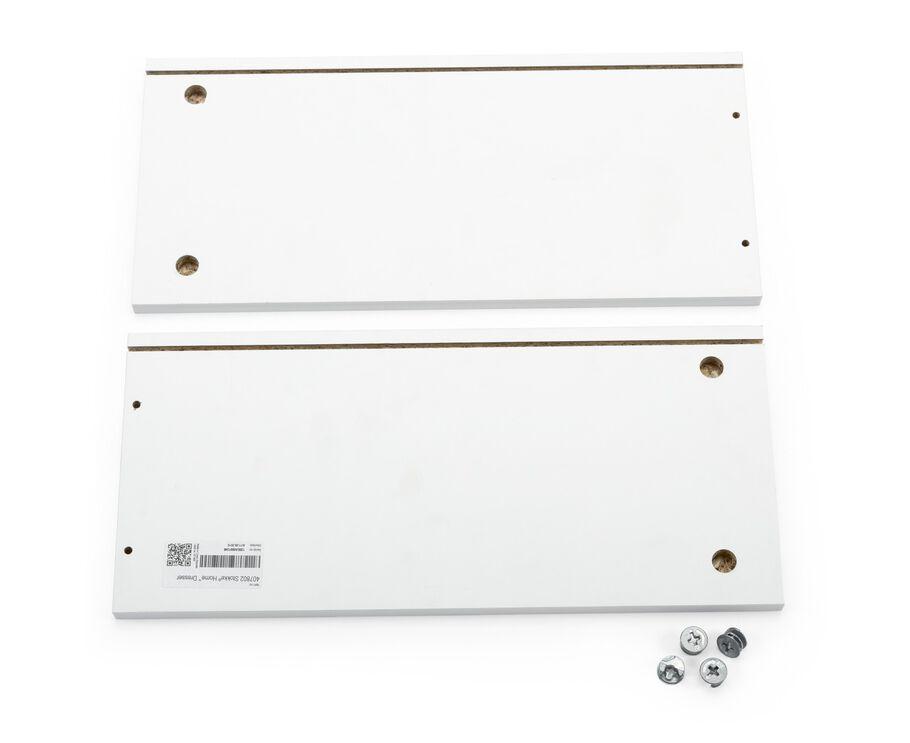 Stokke® Home™ Dresser Drawer Side Set Low. Sparepart.