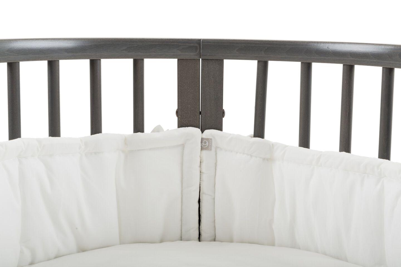 stokke sleepi bumper white. Black Bedroom Furniture Sets. Home Design Ideas