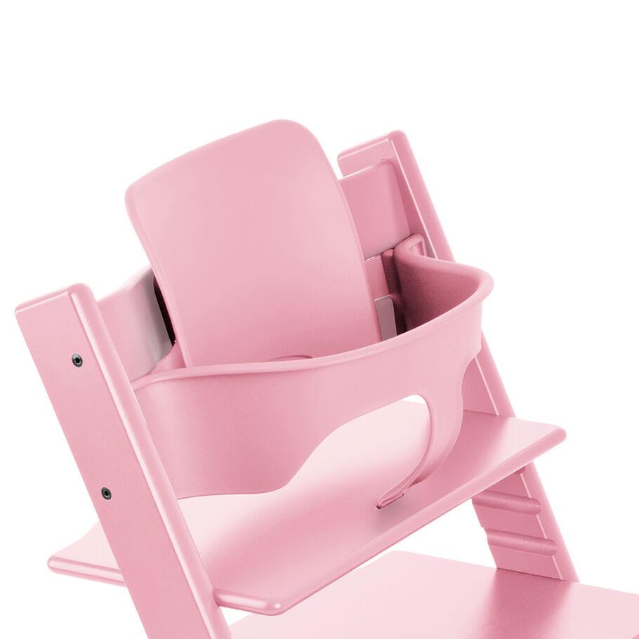 Tripp Trapp® Baby Set Soft Pink. Detail.