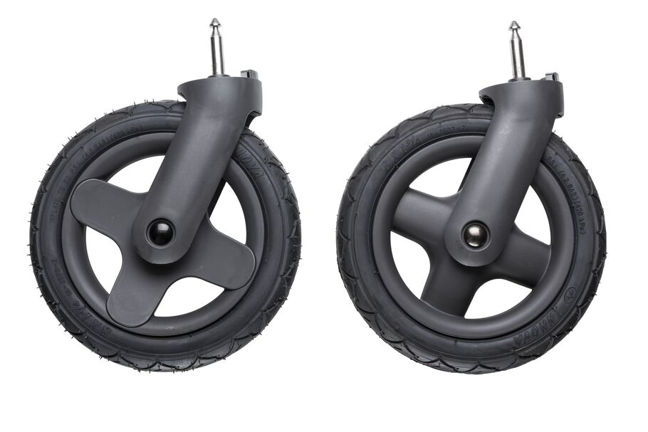 315300 Scoot Set of front wheels. Sparepart.