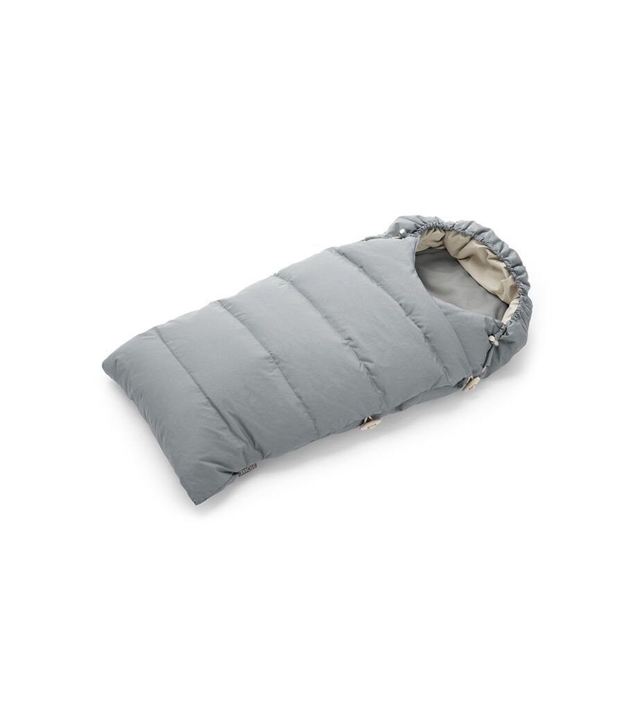 Stokke® Down Sleepingbag, Cloud Grey.