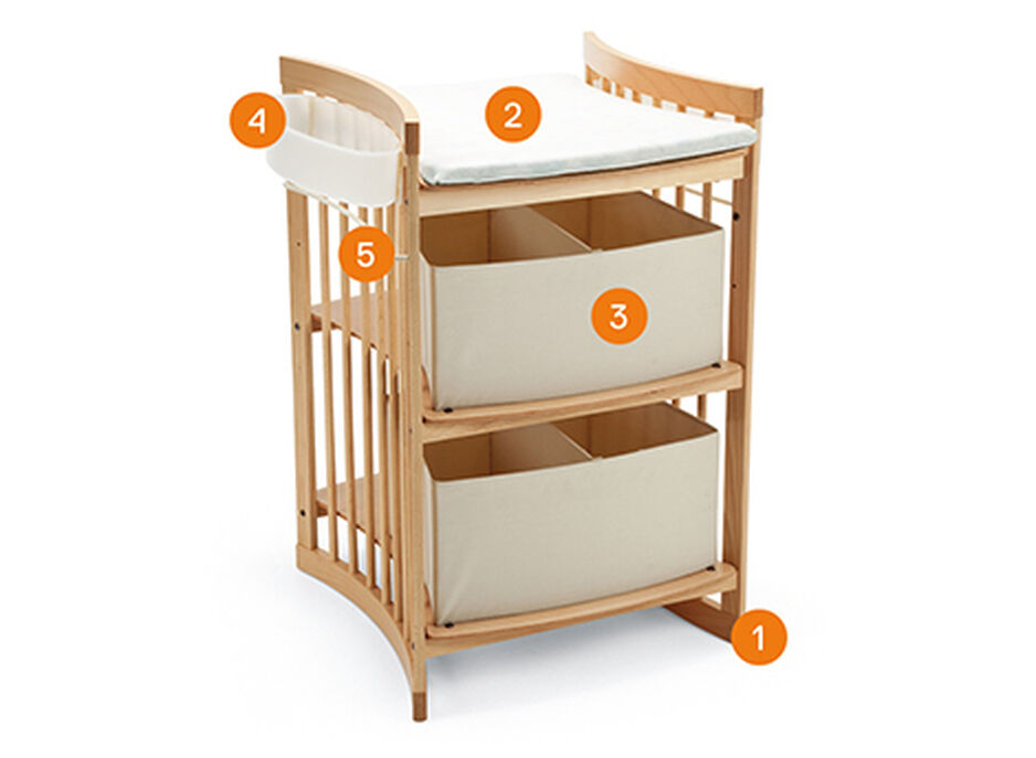 Stokke® Care™. Items included.