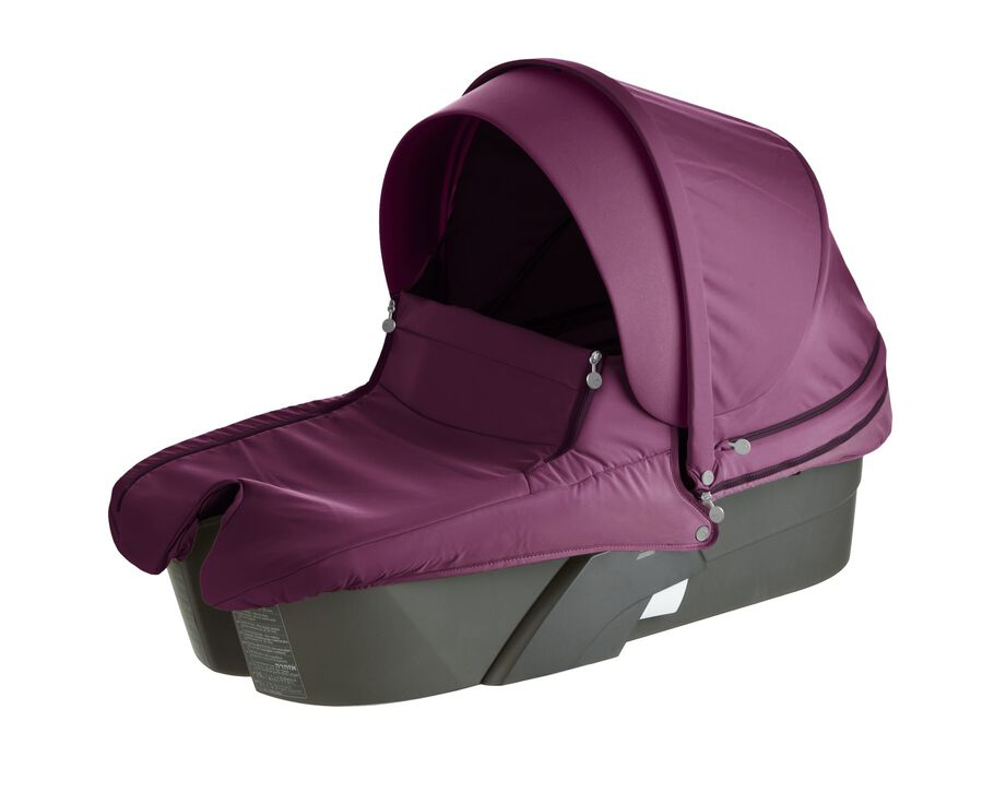 Accessories. Stokke® Xplory® Carry Cot, Purple.