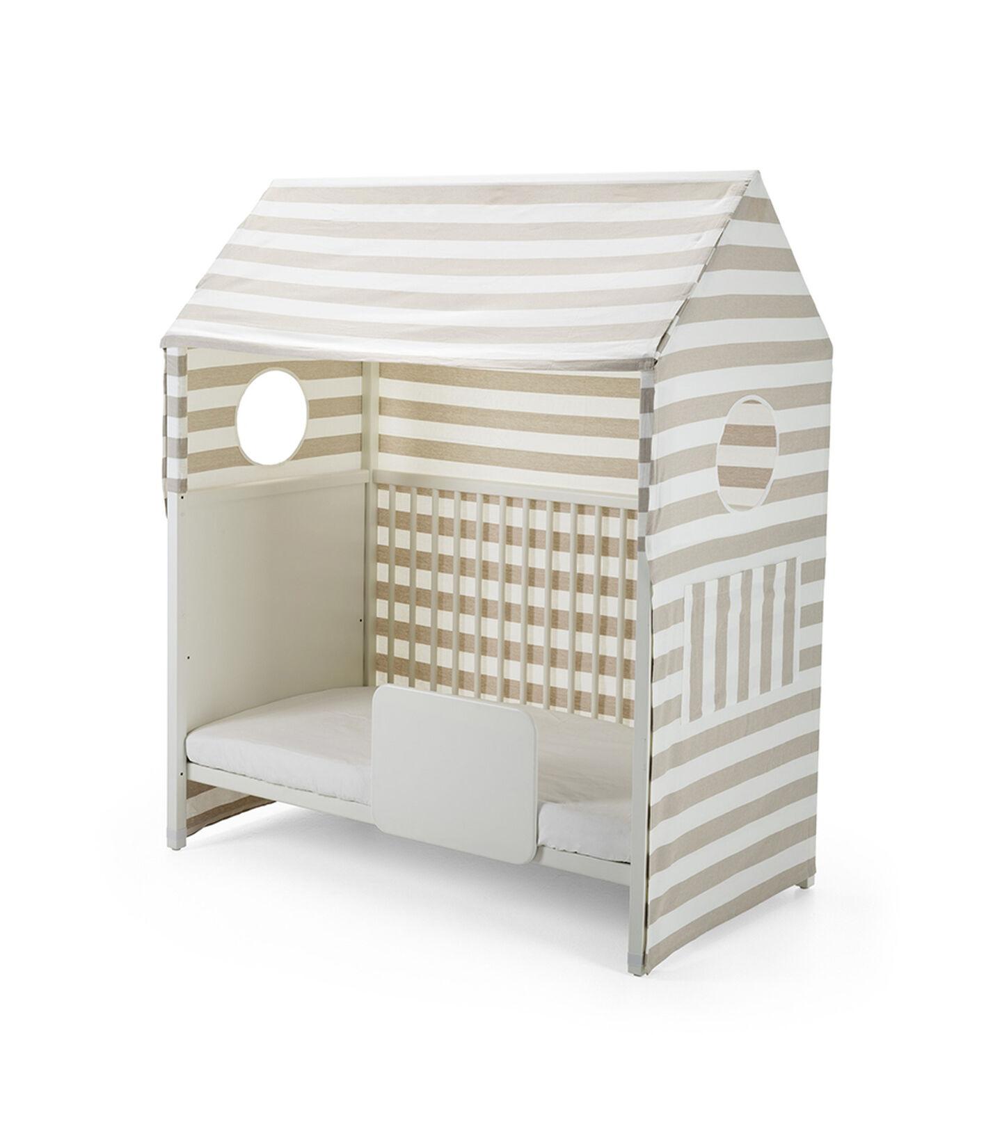 stokke home crib white. Black Bedroom Furniture Sets. Home Design Ideas