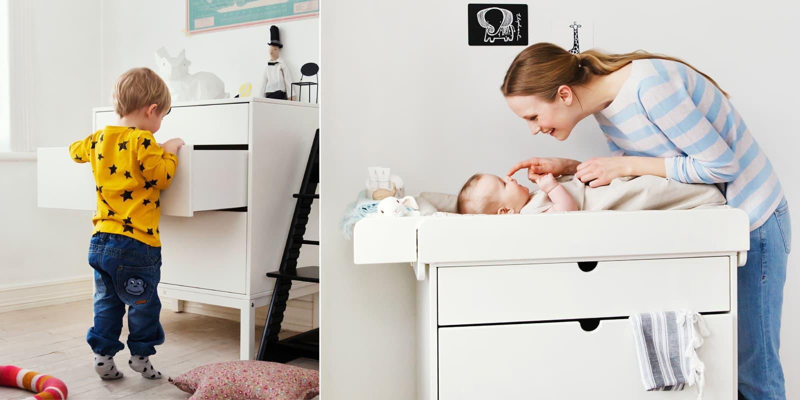 stokke home dresser. Black Bedroom Furniture Sets. Home Design Ideas