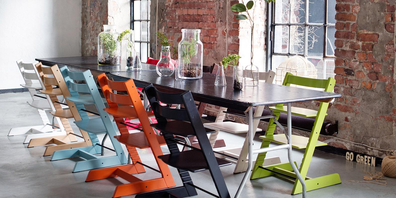 tripp trapp chair natural. Black Bedroom Furniture Sets. Home Design Ideas