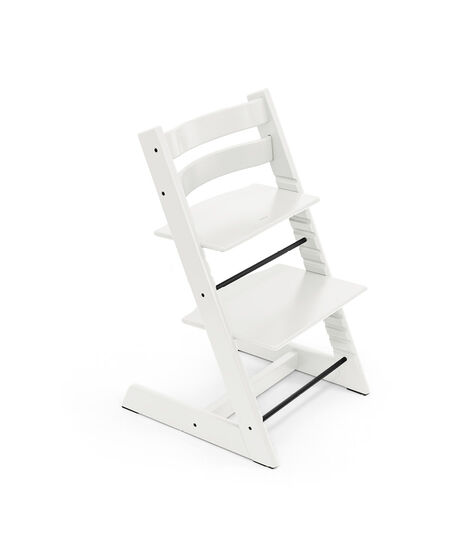 Tripp Trapp® Bundle High Chair US 18 White, White, mainview view 4