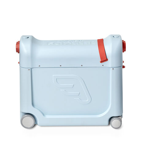 JetKids by Stokke® RideBox Blue, Blue Sky, mainview