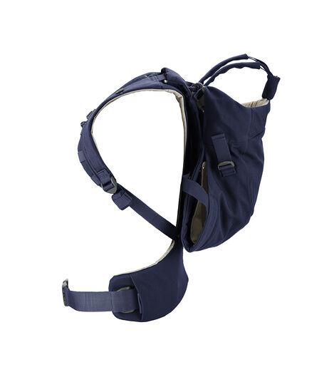 Porte-bébé ventral et dorsal Stokke® MyCarrier™ Deep Blue, Bleu foncé, mainview view 4