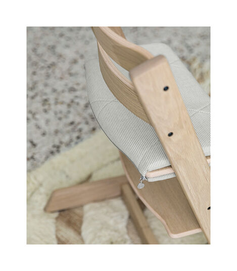 Tripp Trapp® Junior Kussen Nordic Grey, Nordic Grey, mainview view 5