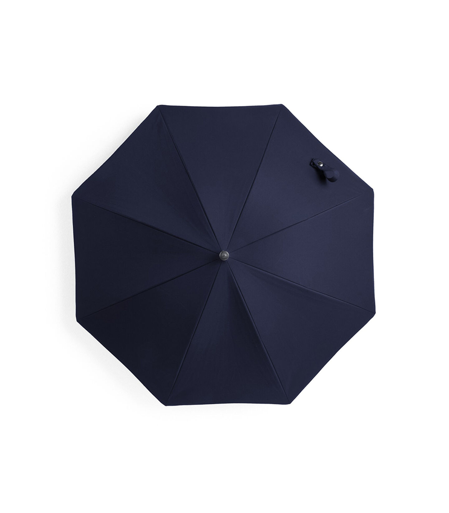 Stokke® Stroller Black Parasol Deep Blue, Deep Blue, mainview view 2