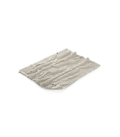 Stokke® Stroller Blanket, Cable Cream.