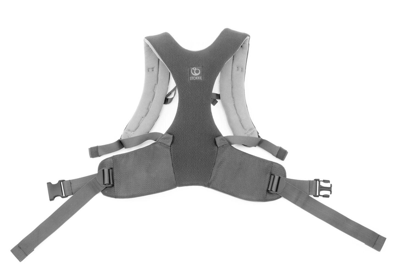 Stokke® MyCarrier™ Harness, Grey Mesh.