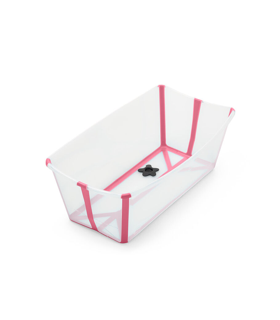 Stokke® Flexi Bath®, Transparent rose, mainview view 2