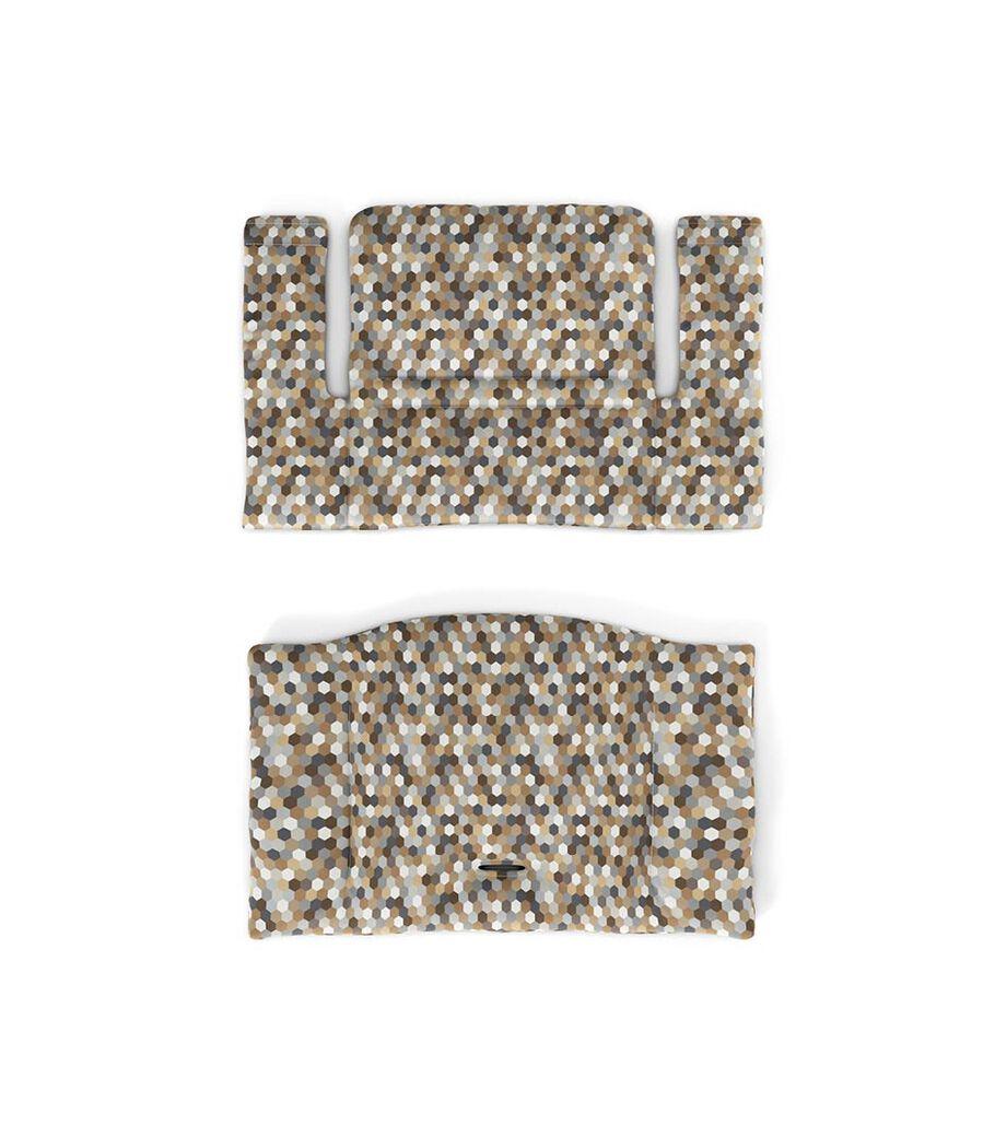 Tripp Trapp® Classic Cushion, Honeycomb Calm, mainview view 9