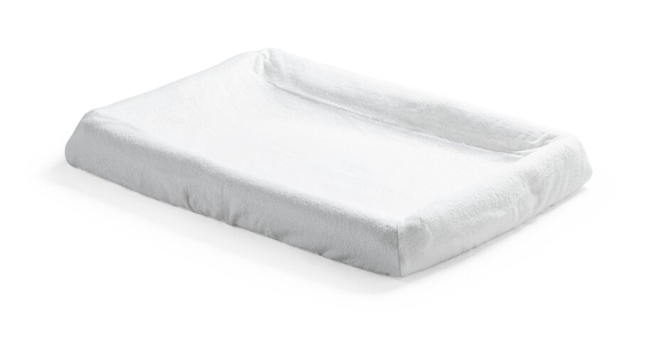Stokke® Home™ Changer Mattress with cover, White.