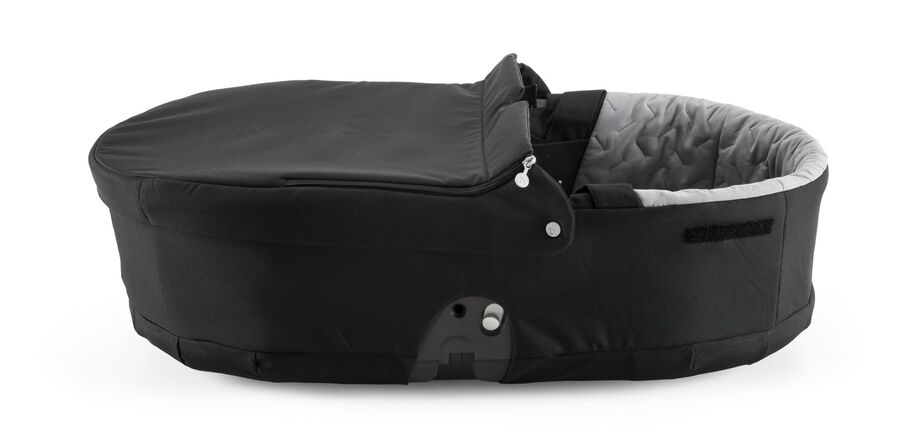 Stokke® Scoot™ Carry Cot, Black.