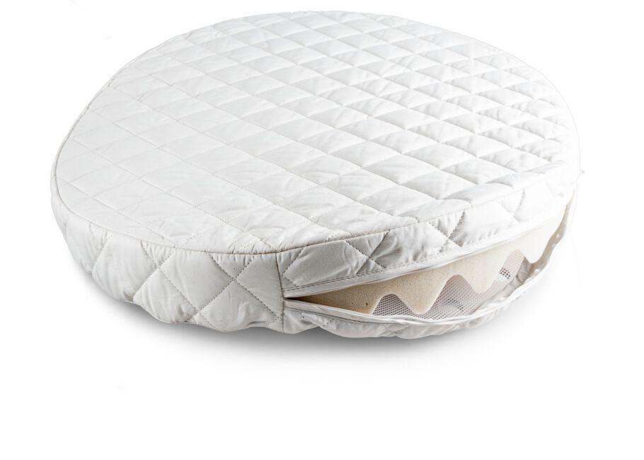 Stokke® Sleepi™ Mini Mattress with mattress cover.
