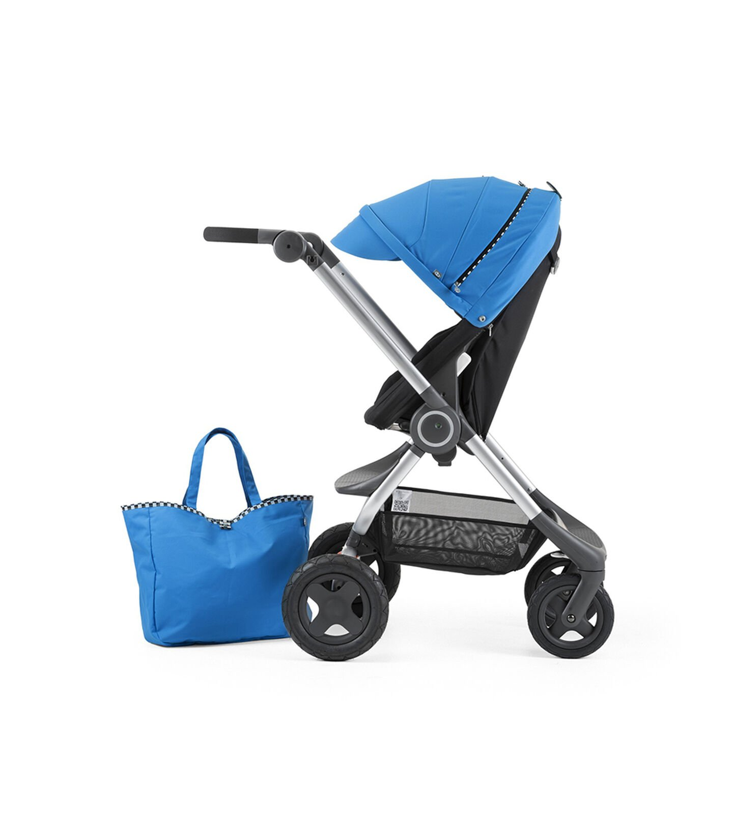 Stokke® Scoot™ with Style Kit Racing Blue