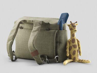 Stokke® Trailz™ Changing Bag, Nordic Green.