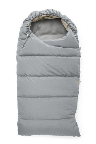 Stokke® Down Sleepingbag, Cloud Grey.