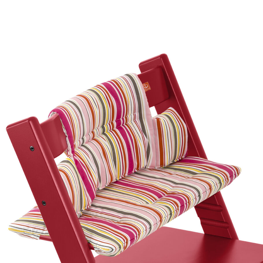 Tripp Trapp® Classic Cushion, Candy Stripe, mainview