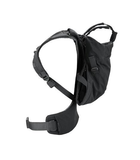 Stokke® MyCarrier™ front- og ryggbærestykke Black, Black, mainview view 3