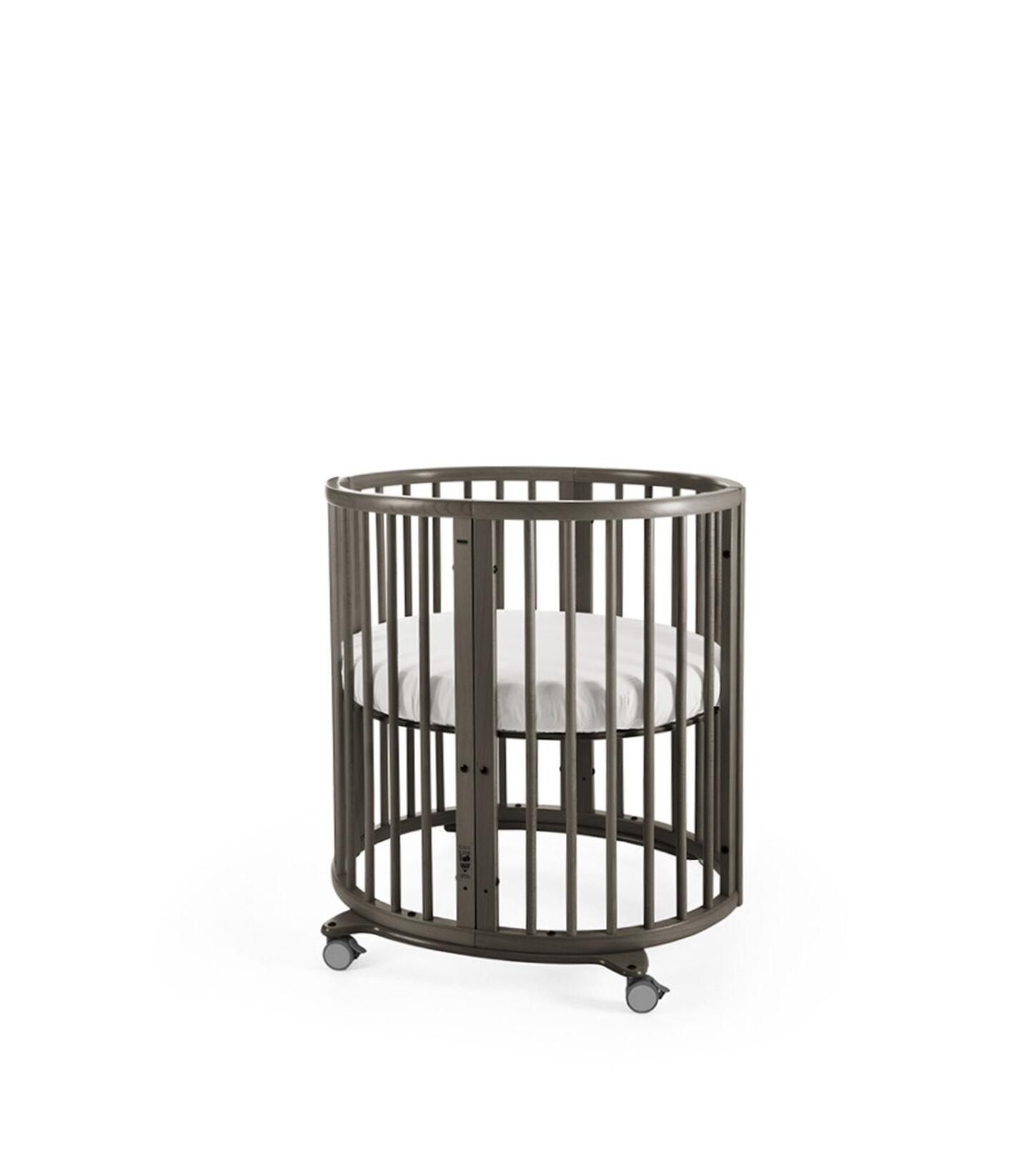 Stokke® Sleepi™ Mini Hazy Grey, Gris Brume, mainview view 1