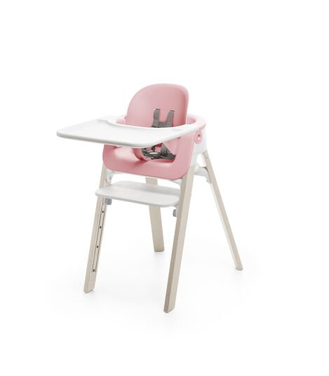 Stokke® Steps™ Baby Set Pink, Rose, mainview view 4