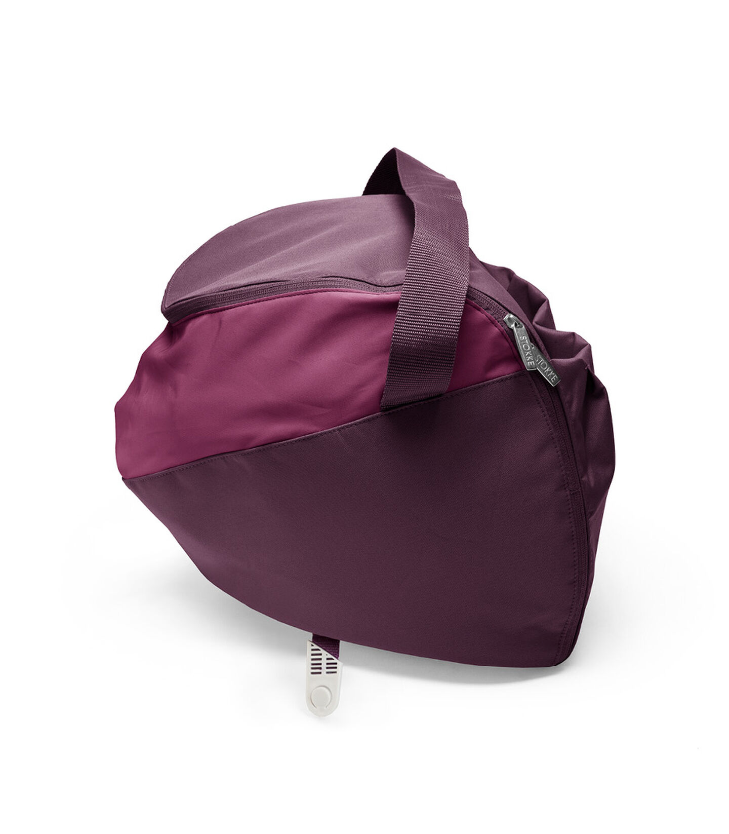 Stokke® Xplory® Shopping Bag Prune, Violet, mainview view 2