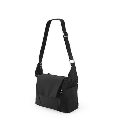 Stokke® Changing Bag Black, Black, mainview view 5