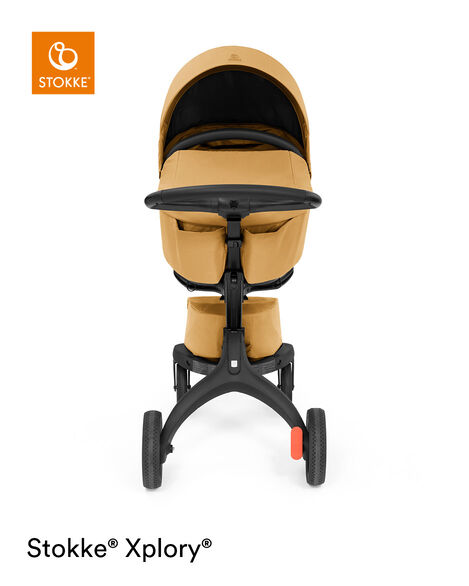 Stokke® Xplory® X Carry Cot Golden Yellow, Золотисто-желтый, mainview view 10