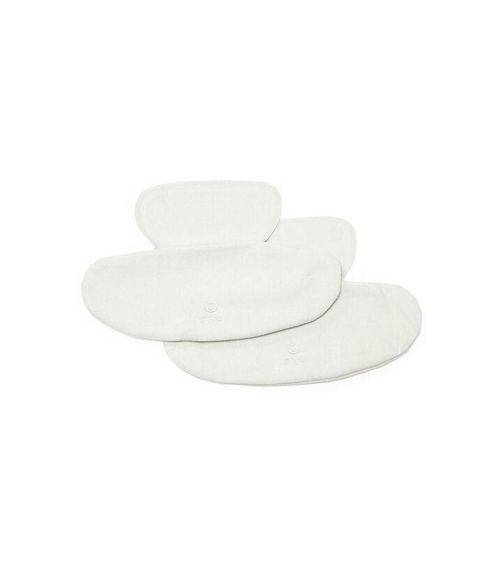 Stokke® MyCarrier™ Slab in kleur White, White, mainview view 1