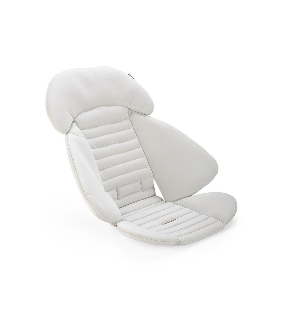Stokke® Stroller seteinnlegg, Grey, mainview