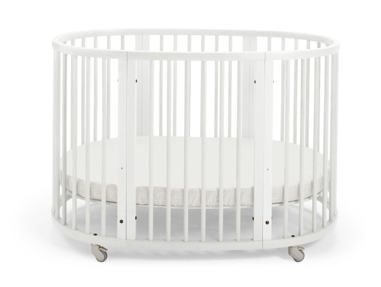 Stokke® Sleepi™ Bed, White.
