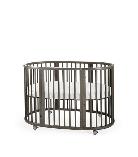 Stokke® Sleepi™ Extension Bed Hazy Grey, Hazy Grey, mainview view 4