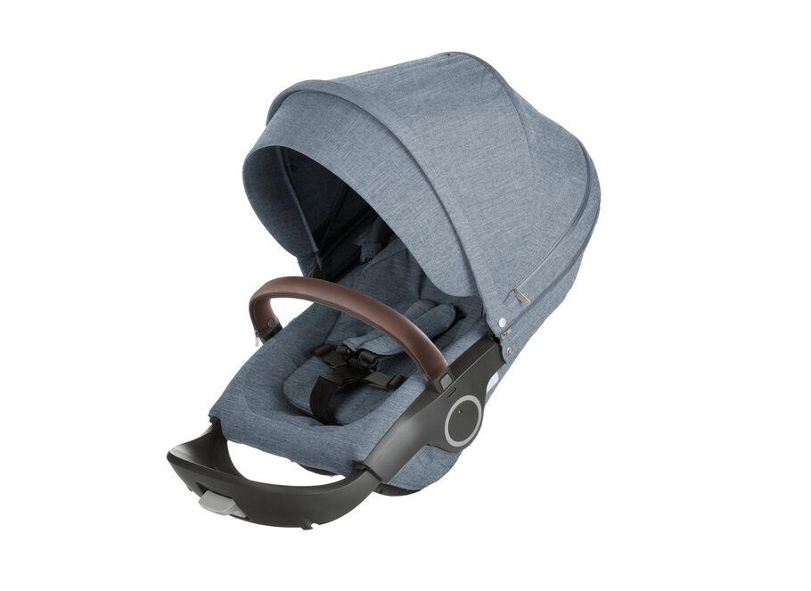 Stokke® Stroller Seat. Nordic Blue.