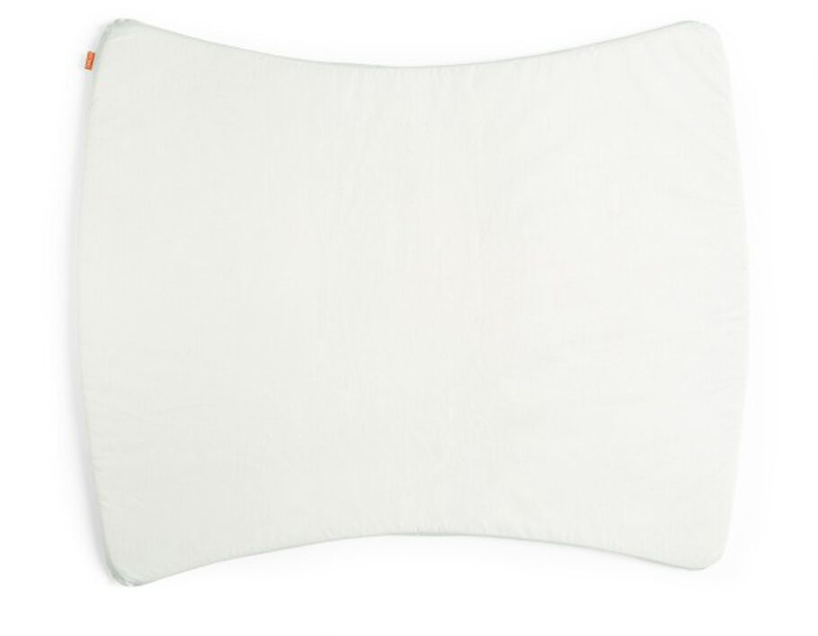 Accessories. Mattres Cover, White. view 2