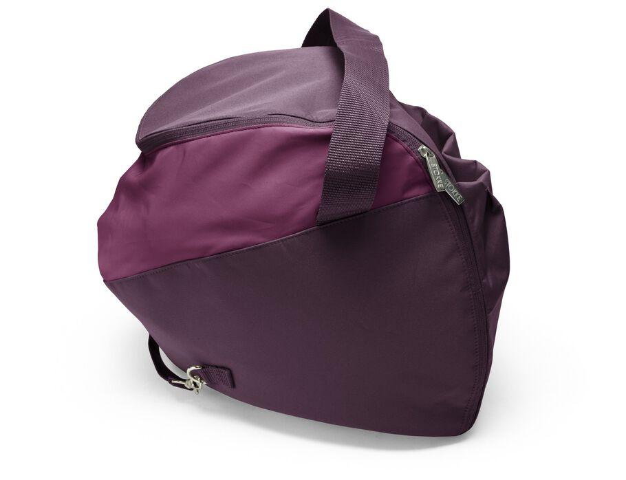 Stokke® Xplory® Shoppingbag, Purple.