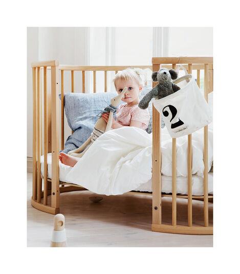 Stokke® Sleepi™ Crib/Bed Natural, Natural, mainview view 3