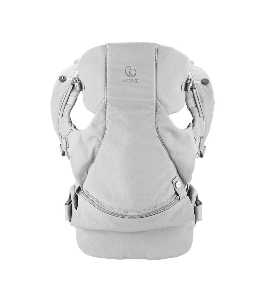Stokke® MyCarrier™ front- og ryggbærestykke, Grey, mainview view 5