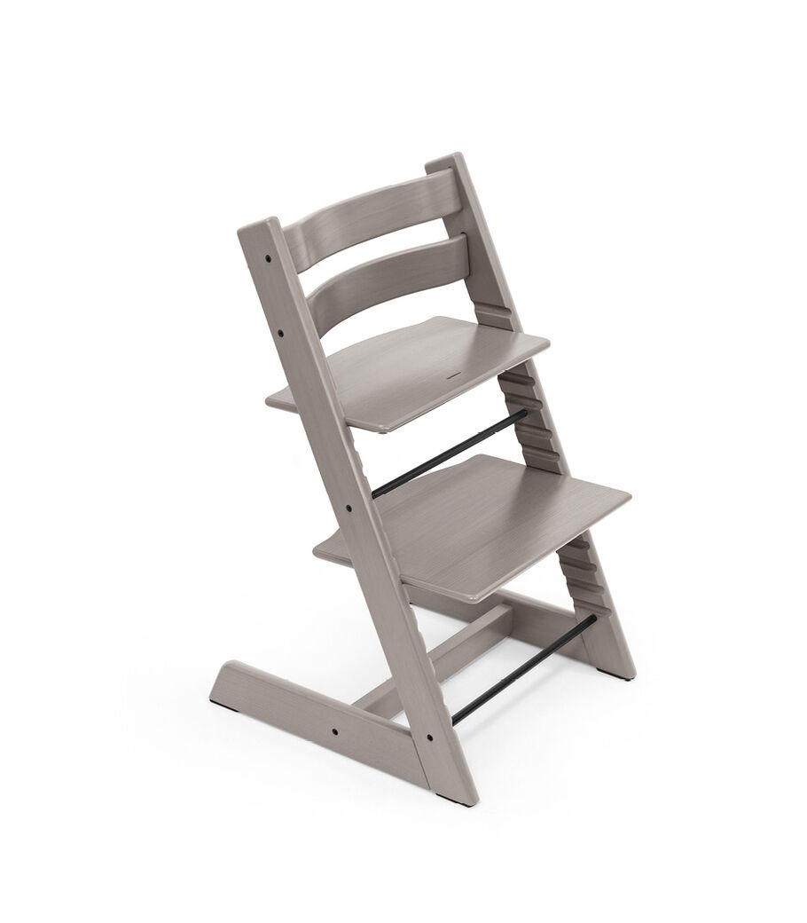 Tripp Trapp®-stol, Oak Grey, mainview view 3