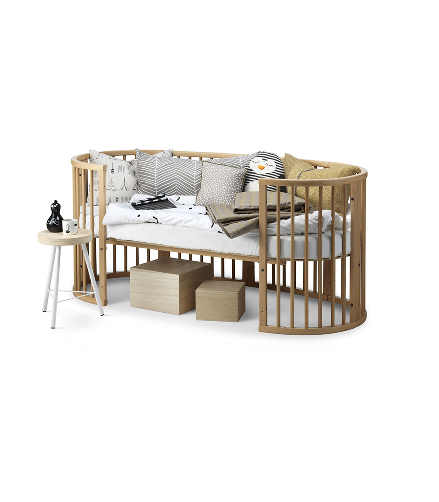 Stokke 174 Sleepi Bed Natural
