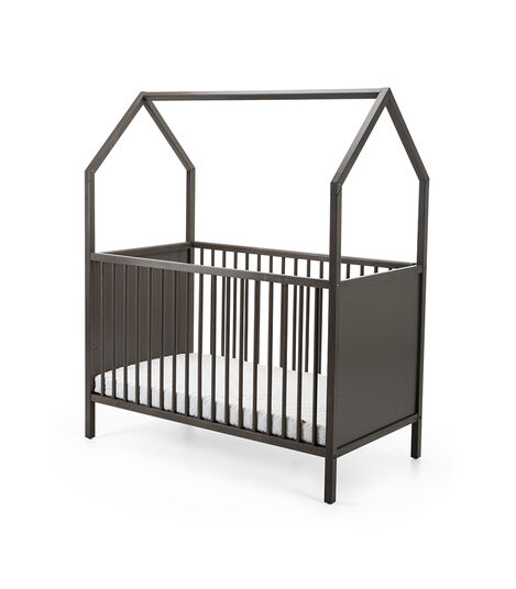 Stokke® Home™ Bed, Hazy Grey. view 3