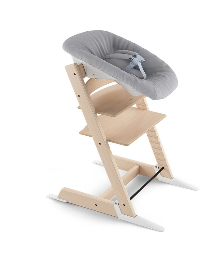 Tripp Trapp® Newborn Set Grey, Grey, mainview