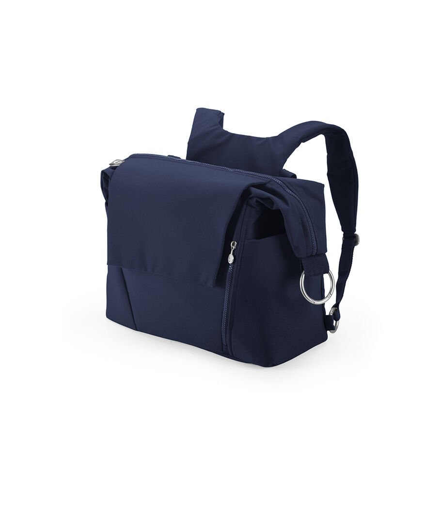 Stokke® Changing Bag, Deep Blue, mainview view 23