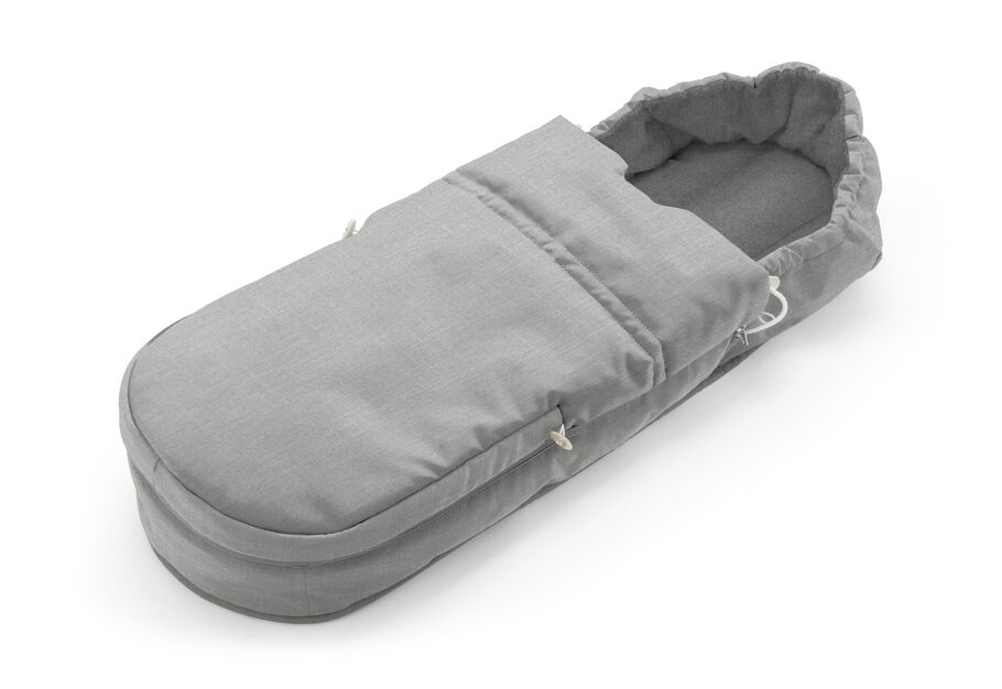 Stokke® Scoot™ Soft Bag, Grey Melange.