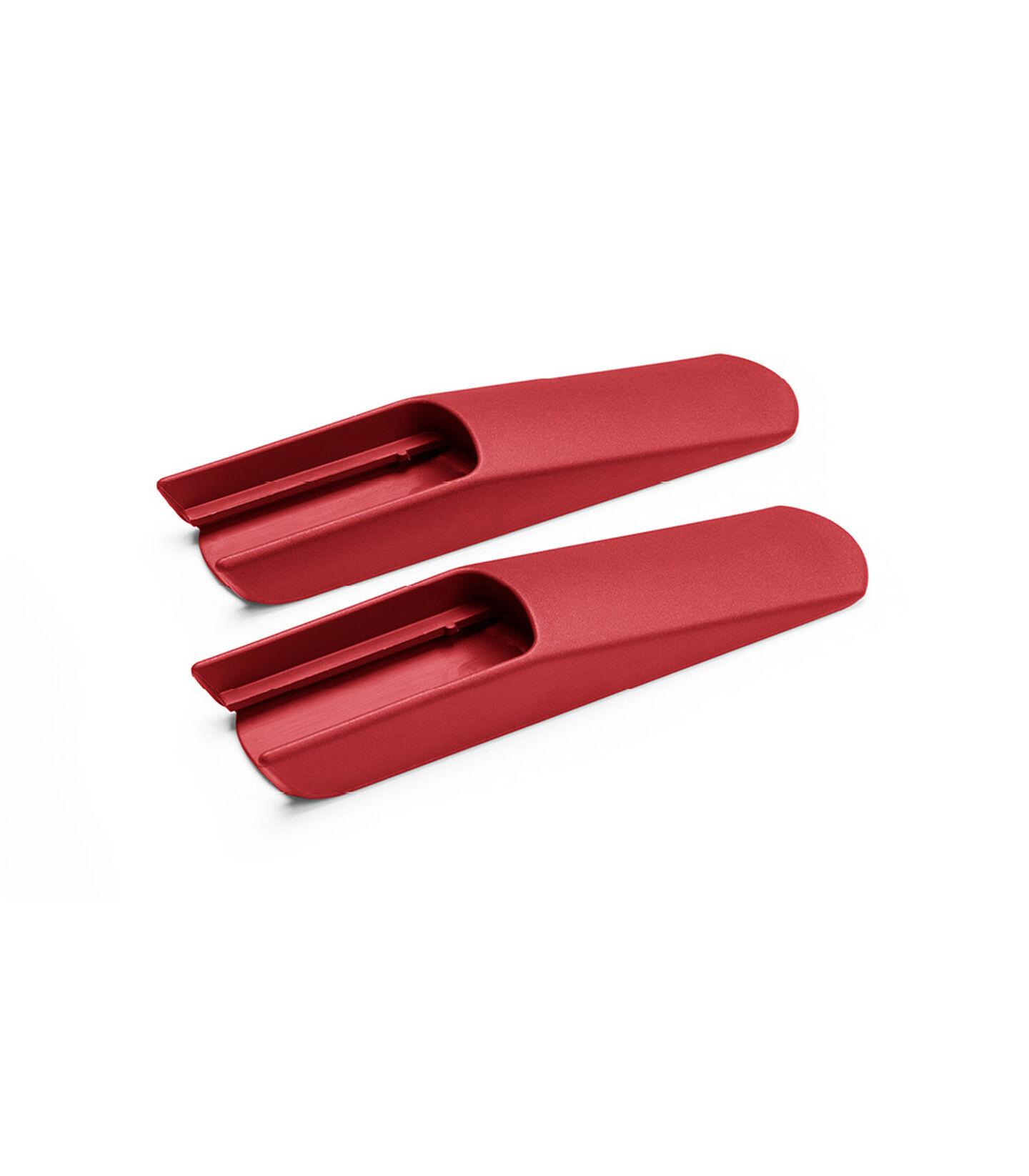 Tripp Trapp® Deslizadores Extendidos Rojo, Rojo, mainview view 2