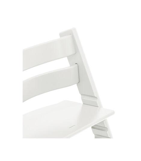 Tripp Trapp® Chair close up photo White view 3